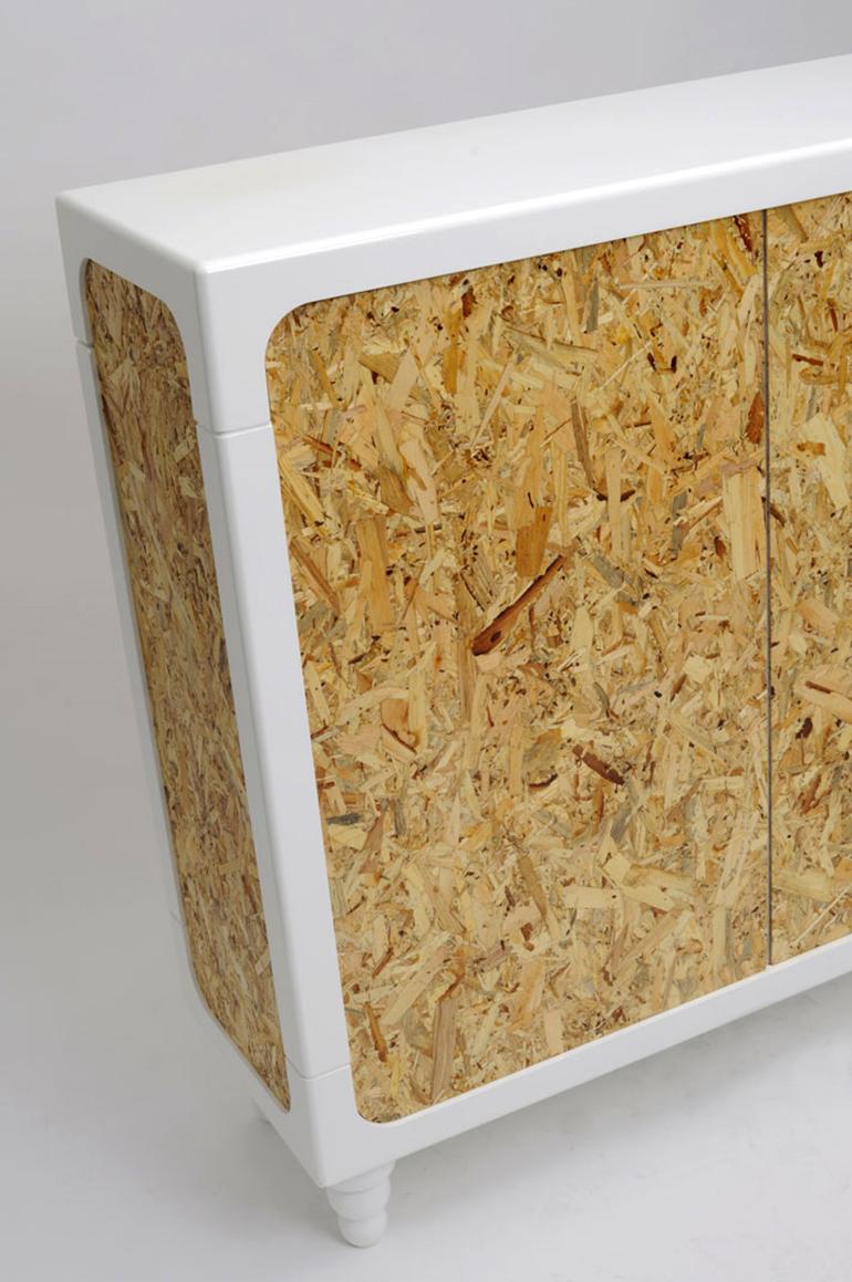 Pannelli di legno riciclato